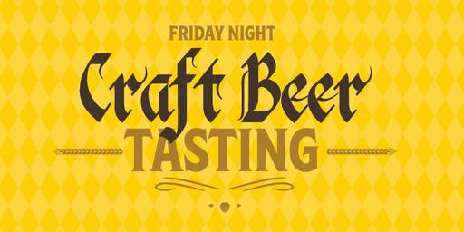 Free Craft Beer Tasting | Osseo