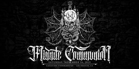 Midnite Communion VI ft. Indian, Fistula, Crud & More tickets