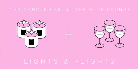 Spagio Wine Lounge & The Candle Lab Presents Grandview Lights & Flights tickets