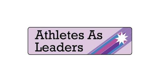 Athletes As Leaders