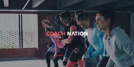 Never Stop Stockholm + Coach Nation = BOOTCAMP tickets