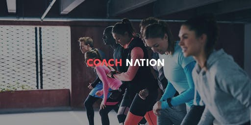 Never Stop Stockholm + Coach Nation = BOOTCAMP