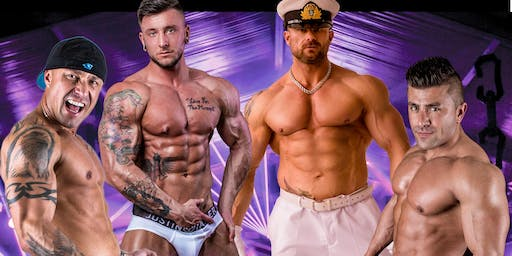 Magic Night Show. Forbidden Night Full of Entertainment and Hot Men Bodies.