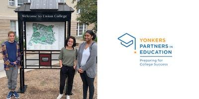 YPIE College Rep Visits: Princeton University