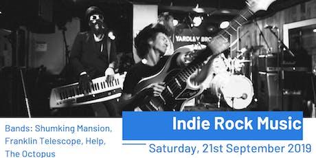 Indie Rock Music tickets