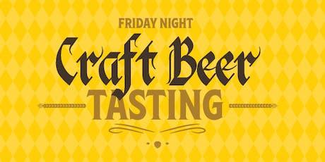 Free Craft Beer Tasting | St. Louis Park tickets