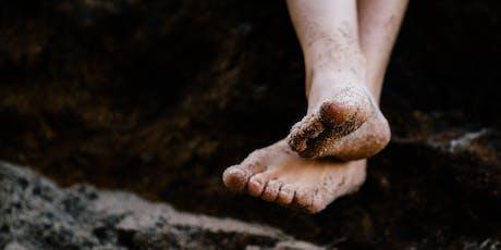 Move - Der natürliche Fuß: Grundlagen des Barfußgehens Tickets