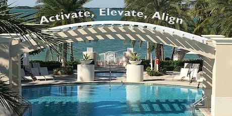 Activate, Elevate & Align: Weekend Energy Healing & Yoga Retreat tickets