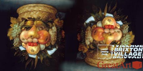 GIUSEPPE ARCIMBOLDO: Peculiar Portraits - Brixton Summer Sessions  tickets