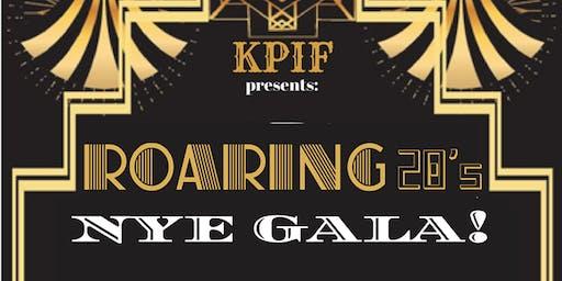 """KPIF's """"Roaring 20's"""" NYE Gala"""