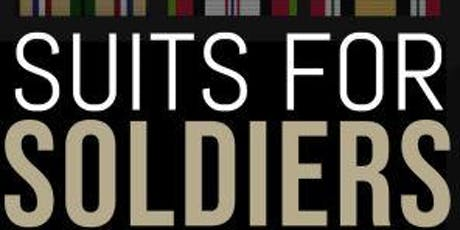 Suits for Soldiers - A Professional Development Event for Veterans tickets