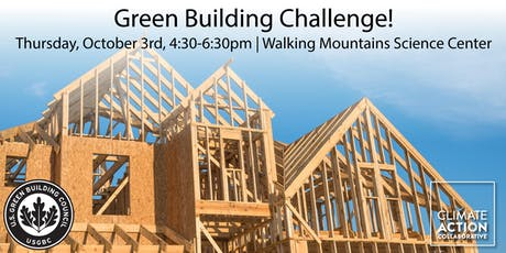 Eagle Valley Green Building Challenge tickets