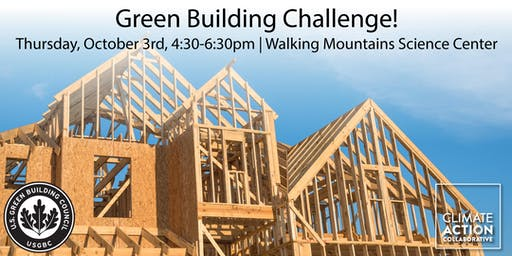Eagle Valley Green Building Challenge