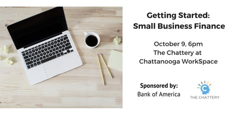 Getting Started: Small Business Finance tickets