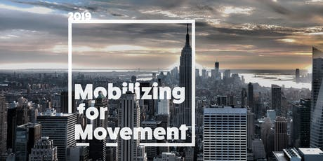 Mobilizing for Movement 2019 tickets
