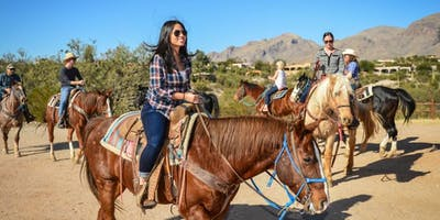 Guided Horseback Riding Tour