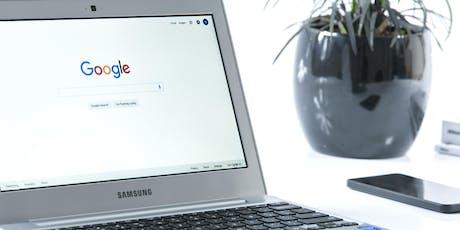 Google Analytics and Google Advertising Seminar tickets