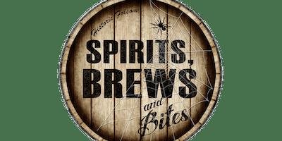 Spirits, Brews & Bites 2019