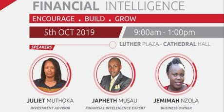 FINANCIAL INTELLIGENCE  (Encourage . Build . Grow) tickets