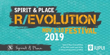 Is it Revolution or Evolution? part of the Spirit & Place Festival tickets