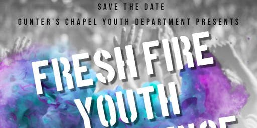 Fresh Fire-Empowered To Move Forward- Youth Conference