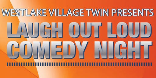 Westlake Village Twin Live Comedy -- Wed, Novermber 6