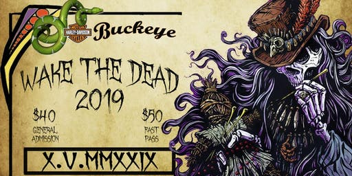 Wake The Dead Ride 2019