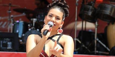 Cristina tribute to the Queen of Tejano!