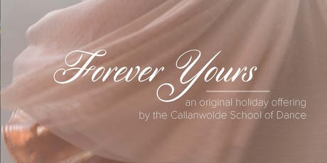 Forever Yours, a Callanwolde School of Dance Production tickets