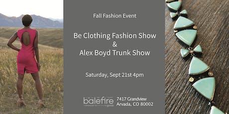 Fall Fashion Event tickets
