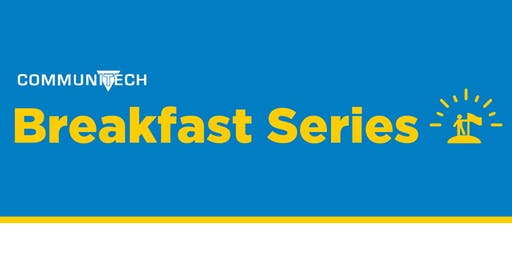 Communitech Breakfast Series: Data Munch