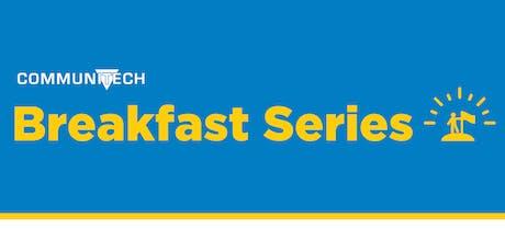 Communitech Breakfast Series: Breakfast of Champions tickets