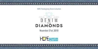Denim & Diamonds HOPE Thanksgiving Dinner