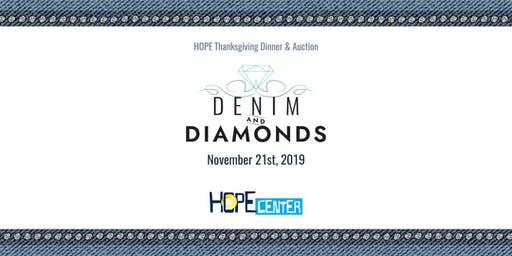 Denim & Diamonds HOPE Thanksgiving Dinner