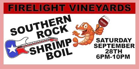 Southern Rock Shrimp Boil tickets
