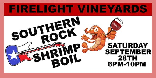 Southern Rock Shrimp Boil