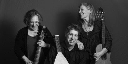 CLICK Music presents: Trio Sefardi