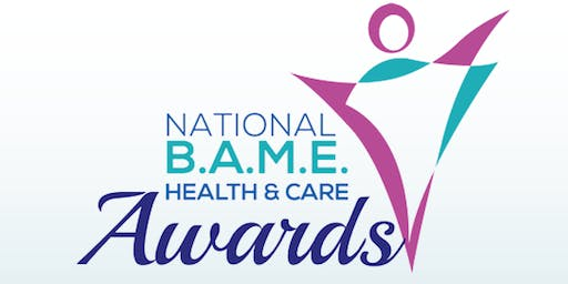 National BAME Health & Social Care Awards Ceremony