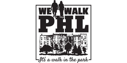 We Walk PHL - Northeast Philly - Saturday Mornings