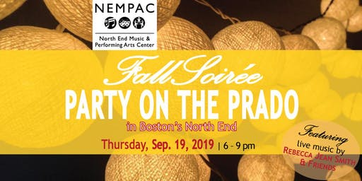 NEMPAC Fall Soirée | Party on the Prado