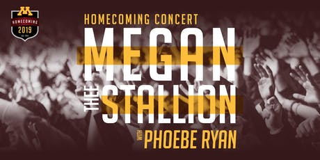 Homecoming Concert 2019 tickets