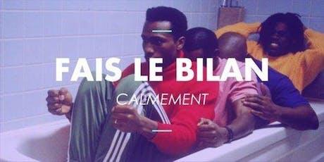 """Petit dej de présentation """"Fais le Bilan Calmement"""" tickets"""