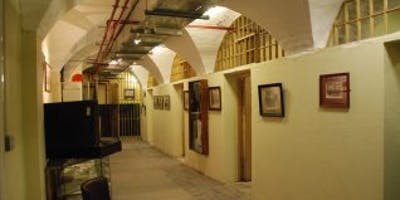 Paranormal Investigation @ Brighton Police Cells