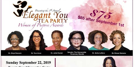 Elegant You Tea Party tickets