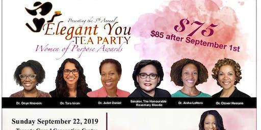 Elegant You Tea Party