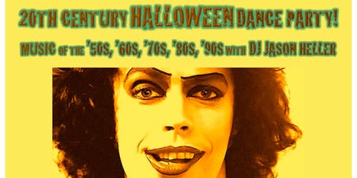 Off The Wall - Halloween Dance Party!