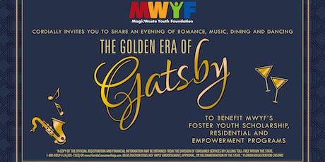 The Golden Era of Gatsby tickets