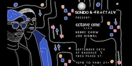 Octave One @ Bauhaus Houston tickets