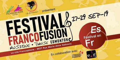 Festival FrancoFusion - Music and Dance - 2019 tickets