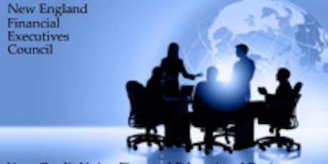 New England Financial Executives Council Fall Meeting tickets